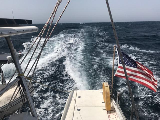 Outremer catamaran CERES