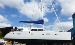 Lagoon 500 Catamaran sold