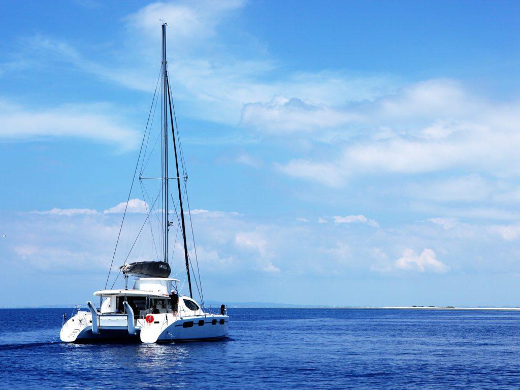 Leopard catamaran specialist