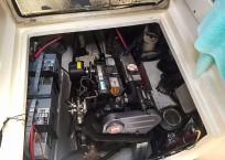 lagoon 37 engine