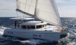 Lagoon 420 Catamaran SALT WATER LADY Sold By Just Catamarans