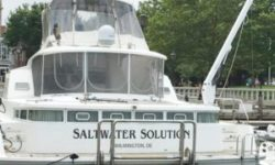 Lagoon Power Catamaran