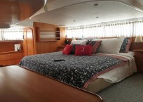 Lagoon 43 Power Catamaran cabin