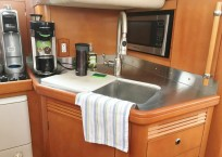 Leopard 43 Powercat Catamaran SALTWATER SOLUTION
