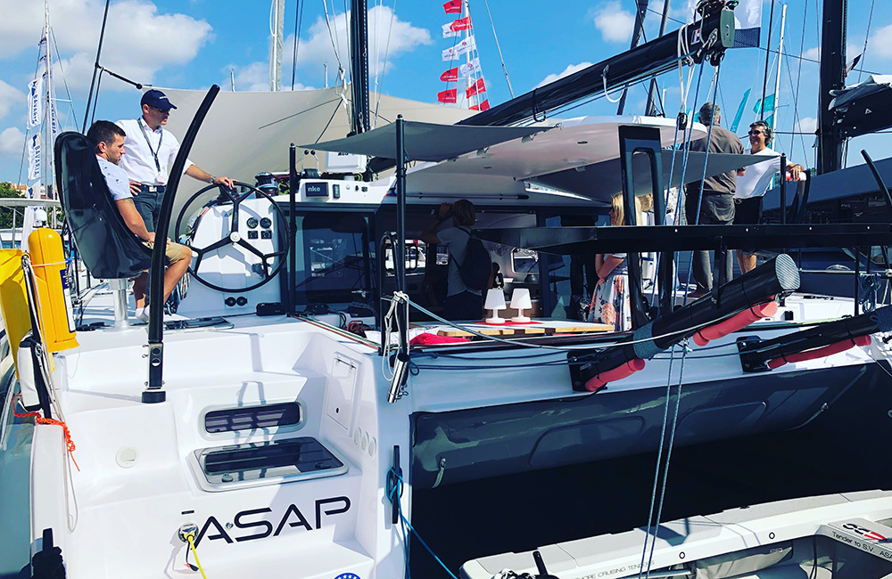 Outremer 4X At Cannes
