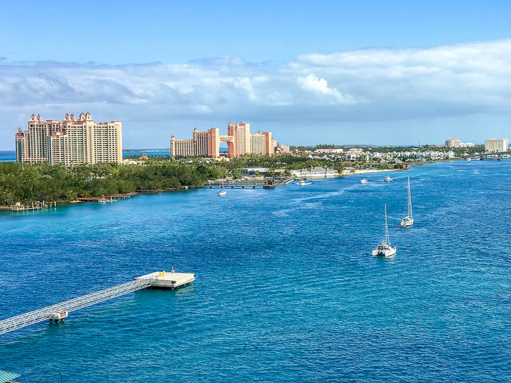 catamarans in the bahamas