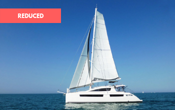 50' Privilege Catamaran
