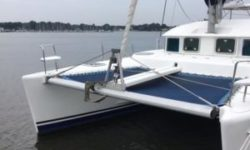 Lagoon 380 Owners Version Catamaran Sold by Just Catamarans
