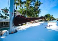 Lagoon catamaran sail