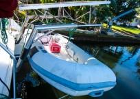 tender for lagoon catamaran