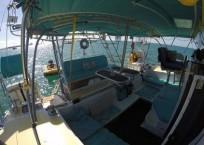 Kelsall 38 Catamaran exterior