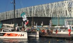 Outremer 4X Catamaran Finishes 5th in class at Route du Rhum 2018