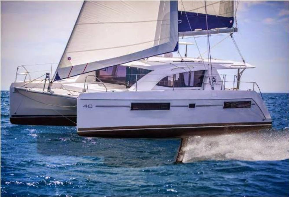 Leopard 40 Catamaran new