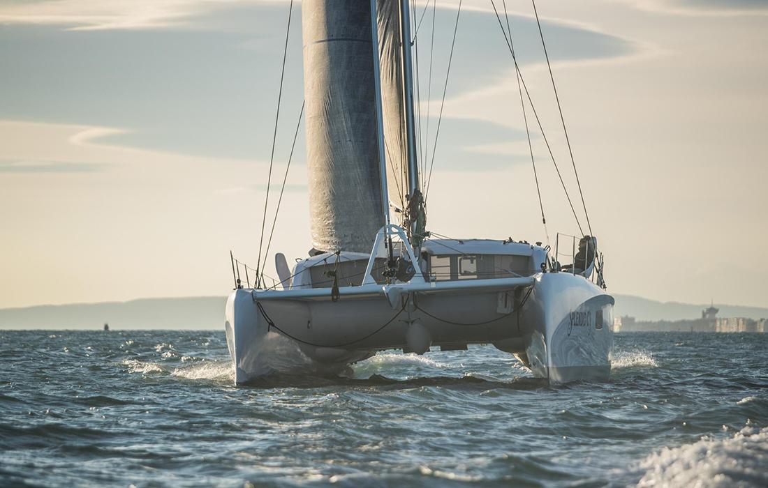 Outremer-51-Catamaran-bow