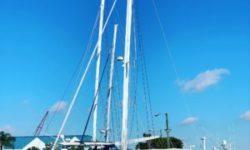 Outremer 45 Catamaran Arrives in Florida