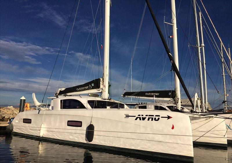 Outremer 45 Catamaran Sold by Just Catamarans - AVRO Sold