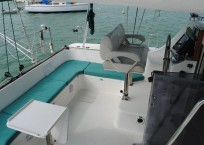 Lagoon 37 Catamaran - SOL Y MAR seating