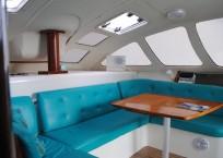 Lagoon 37 Catamaran - SOL Y MAR salon