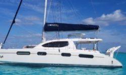 Leopard 46 Catamaran sold by Just Catamarans SEA SLEIGH