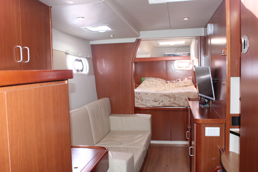 Leopard 47 A BOAT NAMED SUE Catamaran sold