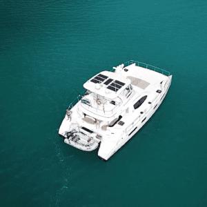 Leopard 47 Power Catamaran