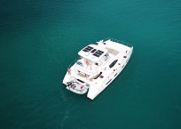 Leopard 47 Power Catamaran