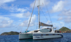 Matrix Yachts 450 Catamaran sold