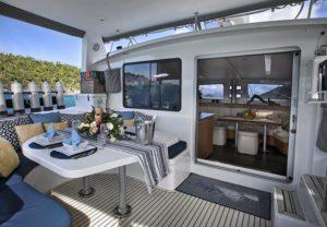Matrix Yachts Vision 450 Catamaran HAPPY TIME