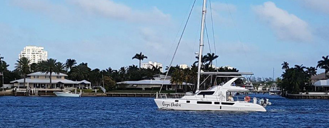 Royal Cape Catamarans 53 2017 for sale OOGA CHAKA - SOLD -