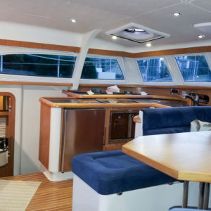 Broadblue 415 Catamaran PAWSITIVITY for sale