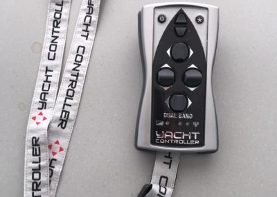 Leopard 43 Power Catamaran Yacht Controller