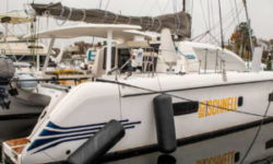 Outremer 5X Catamaran MACH SCHNELL Sold by Just Catamarans