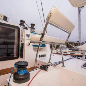 Outremer 5x Catamaran Mach Schnell