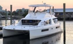 Leopard Power Catamaran for sale