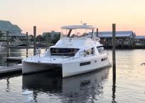 Leopard Power Catamaran for sale