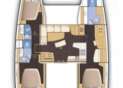 Lagoon 42 Catamaran for sale
