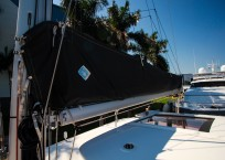 Lagoon 42 Catamaran TANGLED SHEETS sail