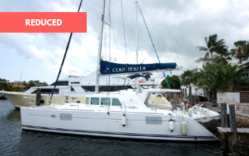Lagoon 440 Catamaran for sale