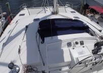 Lagoon 440 Catamaran CIAO ITALIA bow