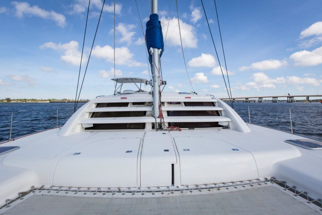 Leopard 46 Catamaran ANDIAMO sold