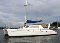 Leopard 47 Catamaran LATITUDE FOUND