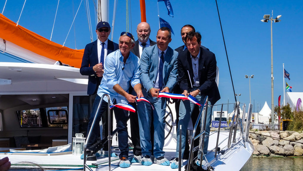 International Multihull Show - La Grande Motte Boat Show Outremer