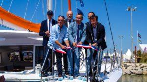 International Multihull Show - La Grande Motte Boat Show Outremer