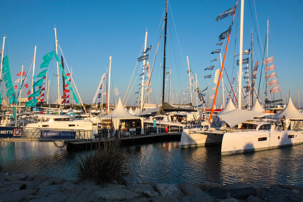 International Multihull Show - La Grande Motte Boat Show