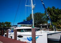 Fountaine Pajot Catamaran NOVA SATUS profile