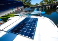 Fountaine Pajot Catamaran NOVA SATUS solar