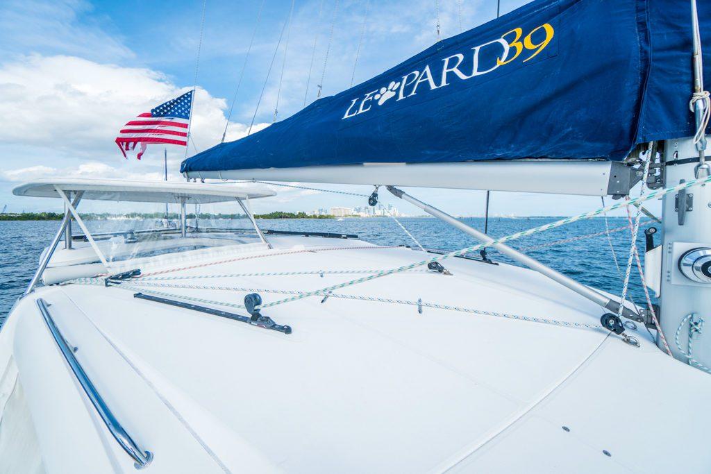 Leopard 39 Catamaran HONU