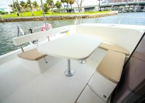 Fountaine Pajot Lipari 41 Catamaran CARDICAT cockpit