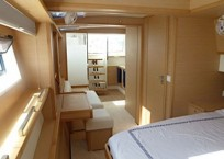 2014 Lagoon 620 Catamaran LADY RACHEL cabin with head