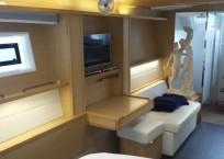 2014 Lagoon 620 Catamaran LADY RACHEL cabin
